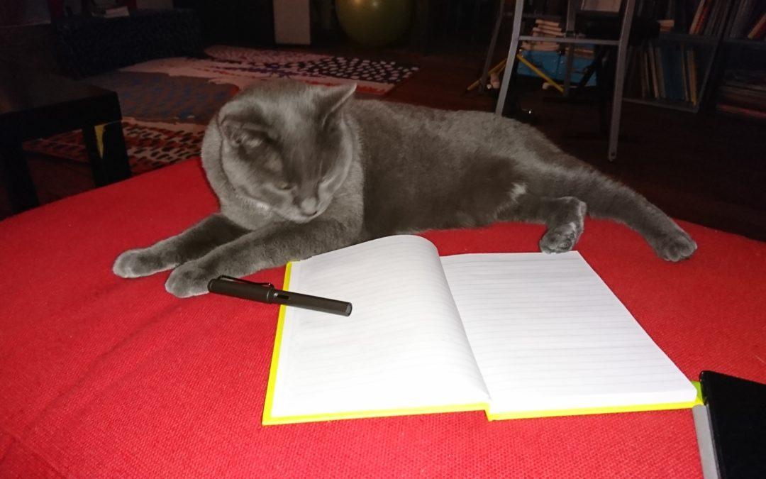 Mit Blog und Bleistift: Webtexte