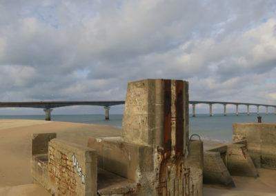 Die Brücke nach Ile de Ré