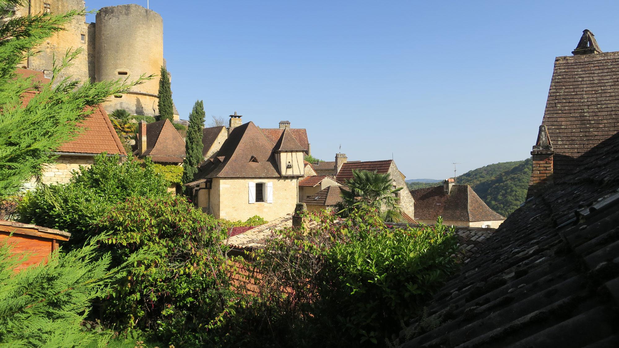 Chateau de Castelnaud-la-Chapelle