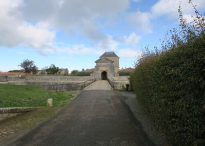 Das Tor zu Saint Martin