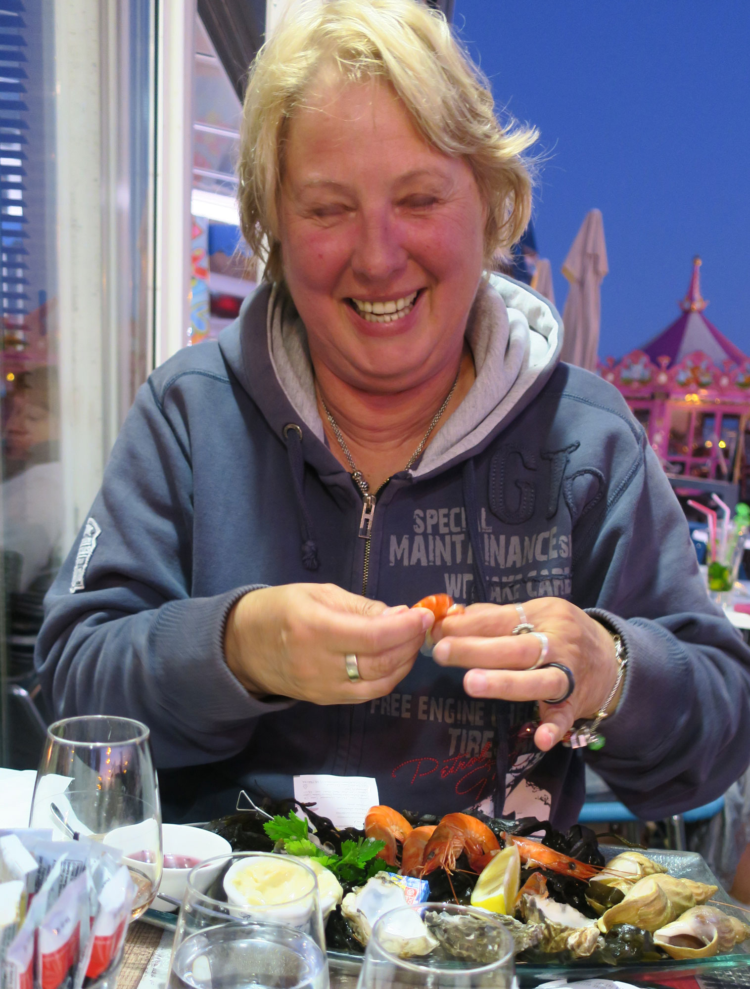 Seeschnecken - Guten Appetit