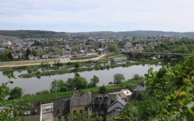 Der Moselsteig – Etappe 4: Konz – Trier